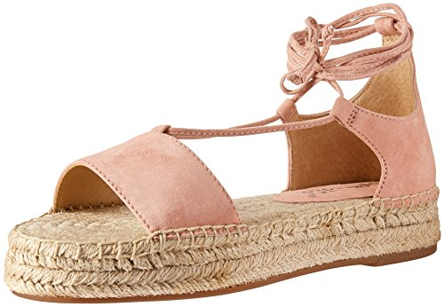 Splendid Women's Fernanda Wedge Sandal, Blush, 8 Medium US by Splendid