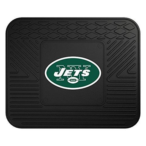 ー品販売  Fanmats Mat NFL New B07H95XLBQ York Jets Vinyl Utility Vinyl Mat [並行輸入品] B07H95XLBQ, コウナンチョウ:d25933a5 --- arianechie.dominiotemporario.com