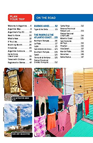 Lonely Planet Argentina (Travel Guide) - 51azmWYURAL