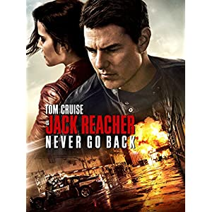 Ratings and reviews for Jack Reacher: Never Go Back