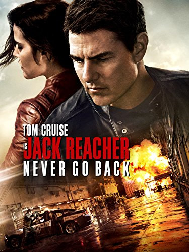 DVD : Jack Reacher: Never Go Back