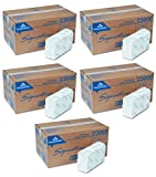 Georgia Pacific Professional 23000 C-Fold Paper Towels, 10 1/10 x 13 1/5, White, 120 Per Pack (Case of 12 Packs), 5 Case