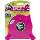 Glue Dots 32900 Glue Dot Desktop Dispenser by