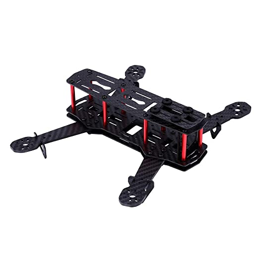 Xinwoer Drone Frame Kit con Tornillos, 2Types 250MM Quadcopter FPV ...