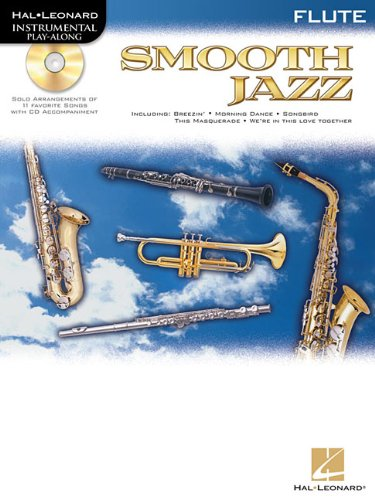 Smooth Jazz: Instrumental Play-Along Book/Online Audio (Hal Leonard Instrumental Play-Along) (Hal Leonard Full Orchestra)
