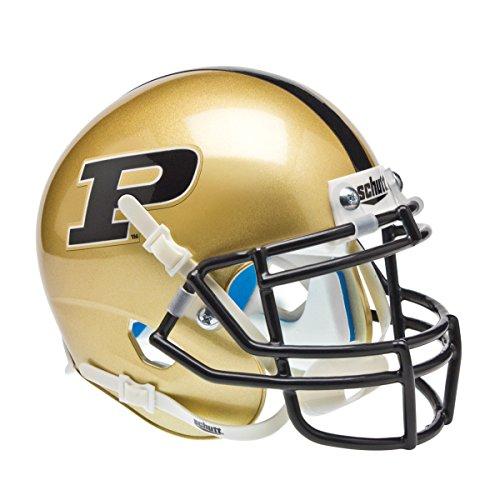 (Schutt NCAA Purdue Boilermakers Replica XP Football Helmet, Classic)