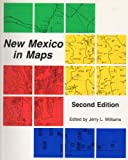 New Mexico in Maps 9780826308702