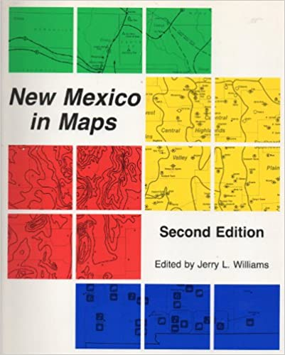 New Mexico in Maps