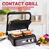 WOLF ARMOR 6-In-1 Electric Indoor Grill with
