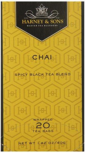 Harney Sons Black Chai Bags