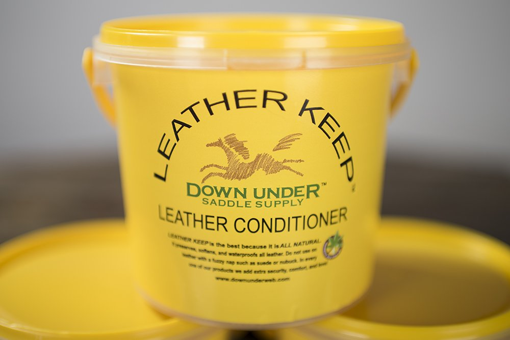 Down Under Saddle Supply Leather Keep (700 Gram)