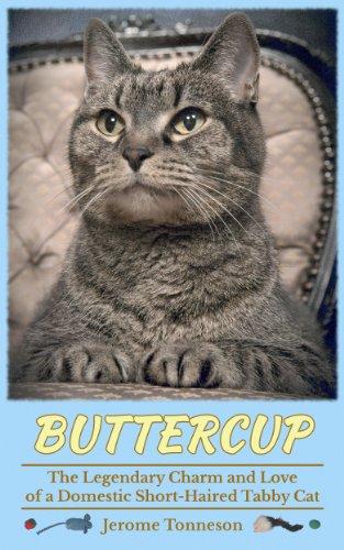 Buttercup: The Legendary Charm and Love of a Domestic Short-Haired Tabby (Buttercup Cat)