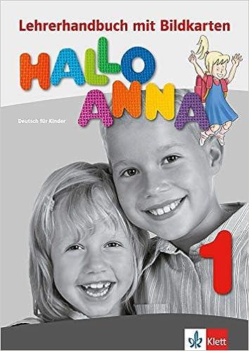 Hallo Anna 1 - Lehrerhandbuch