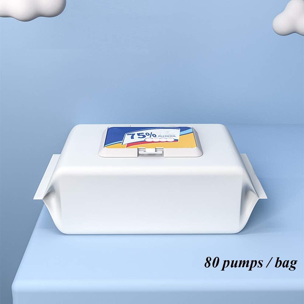 Tables Jouets pour Un Nettoyage en Profondeur Les Mains 3 Packs AJAC 80 Feuilles De D/ésinfection Lingettes Chaises Non Irritant 75/% dalcool St/érilis/ées Nettoyage Coton