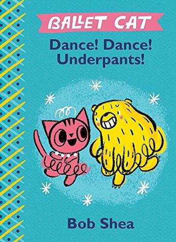 (Ballet Cat Dance! Dance! Underpants!)