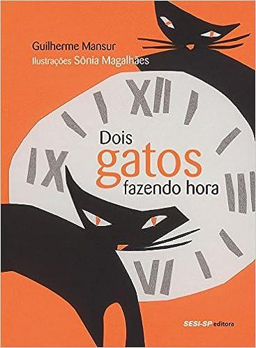 Dois Gatos Fazendo Hora (Portuguese Brazilian) Paperback – 2013