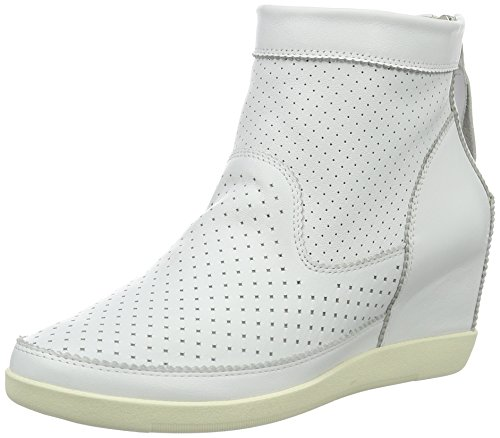 Shoe The Bear Emmy L, Zapatillas Altas para Mujer Blanco (120 White)