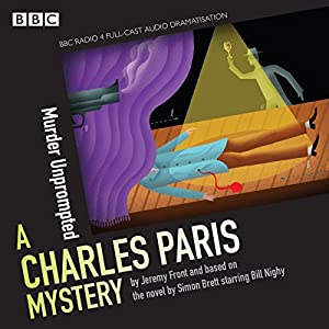 Charles Paris: Murder Unprompted Radio/TV