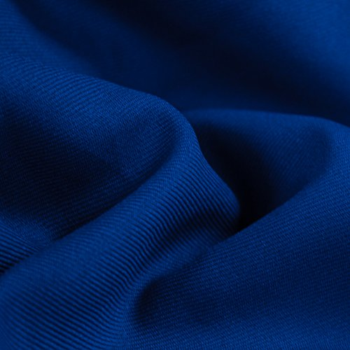 Royal Solid 60'' Poly Gabardine Fabric by the Yard for sale  Delivered anywhere in USA