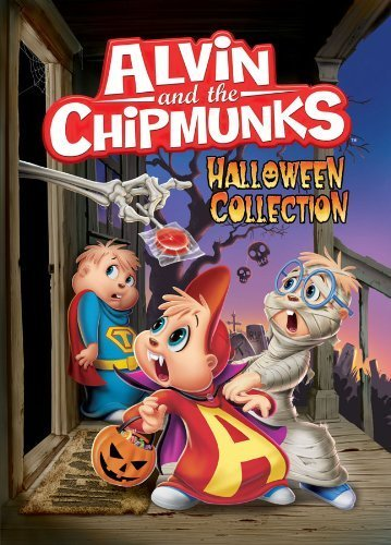 Alvin and The Chipmunks: Halloween Collection by Bagdasarian