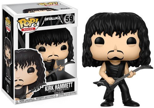 Funko Pop! Metallica Kirk Hammett