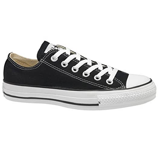 Unisex Chuck Taylor Ox Black (men 9.5/women 11.5)