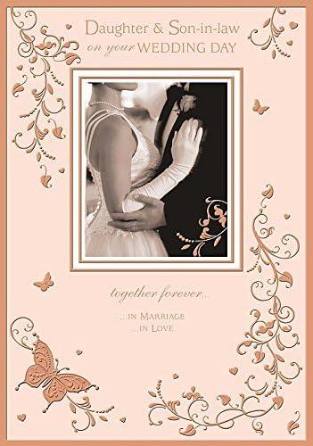 Wishing Well estudios tarjeta de felicitación – boda Día hija y ...