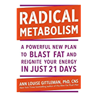 Radical Metabolism: A powerful plan to blast fat and reignite your energy in just 21 days (English Edition)