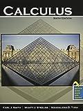 Calculus, Smith, Karl J. and Strauss, Monty J., 1465208887