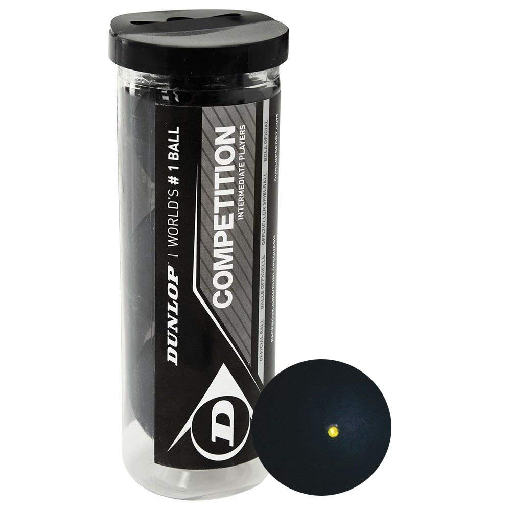 DUNLOP Competition Squash Balls (3 Ball Tube) product image