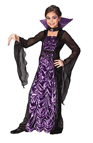 [Girls - Countess Of Darkness Ch Sm Halloween Costume - Child Small] (Countess Of Darkness Child Halloween Costume)