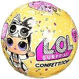 L.O.L. Surprise Doll Serie 3 Confetti Pop (Producto Sorpresa) Muñeca para Niñas