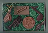 Chocolate Musical Instrument Gift Set I - 6 pc.