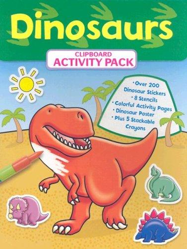 Dinosaurs: Clipboard Activity Pack: Amazon.es: Libros en idiomas extranjeros