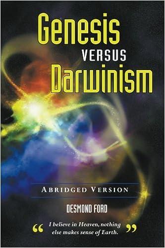 Abridged Version GENESIS versus DARWINISM