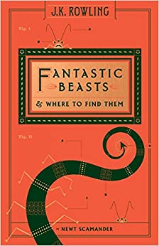 Image result for fantastic beasts and where to find them book
