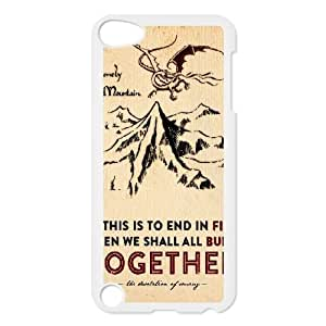 Chinese The lord of the rings Customized Case for iPod Touch 5,diy Chinese The lord of the rings Phone Case