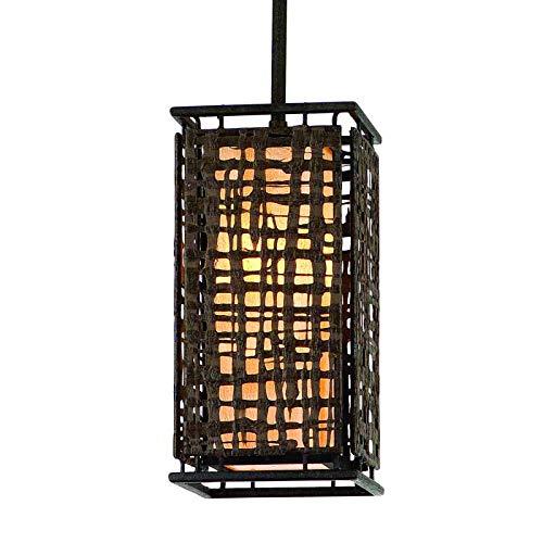 Bronze Lighting Corbett (Corbett 28574264 Shoji Lighting Bronze/Dark)