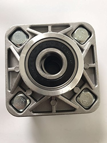Dr. Accessories Club Car DS or Precedent Front Wheel Hub Assembly (2003-up) Golf Cart, Front Wheel bearing pedestal (Bearing Pedestal)
