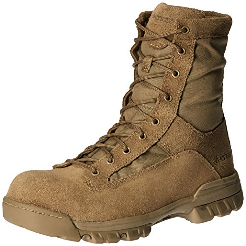 Bates Men's Ranger II Hot Weather Composite Toe Military & Tactical Boot, Coyote, 12 M US