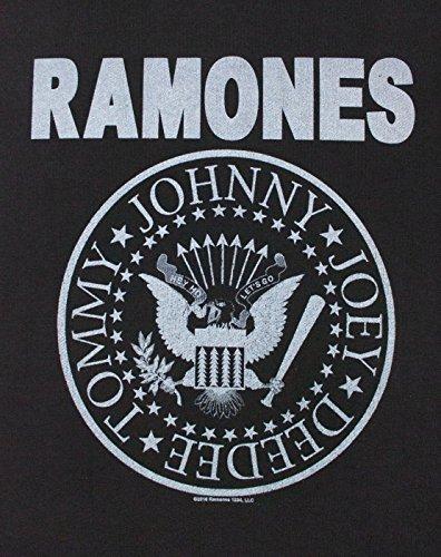 Amplified Ramones Seal Logo Men's Sweatshirt