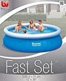 Bestway 12ft x 36in Inflatable Pool with Cover
