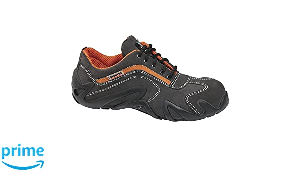 Lemaitre Coolgrey S1 - Zapatillas de Seguridad, Color Gris Talla:38