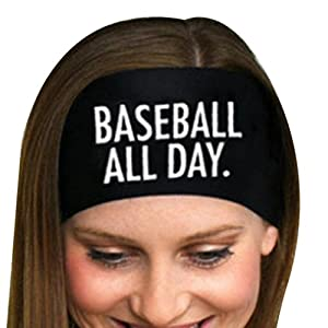 Tenworld Women Headband Elastic Hair Band Sweatband for Sports or Fashion, Yoga