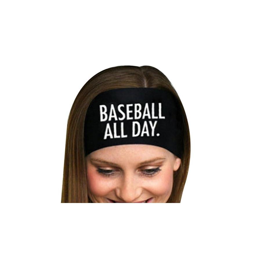 Tenworld Women Headband Elastic Hair Band Sweatband for Sports or Fashion, Yoga