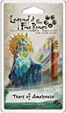 Fantasy Flight Games Legend of the Five Rings: the Card Game: Tears of Amaterasu Expansion Pack Strategy Board