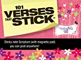 101 Verses that Stick for Girls based on the NIV Faithgirlz! Bible, Revised Edition: Bible Verses for Your Locker or Home (Verses that Stick / Faithgirlz)