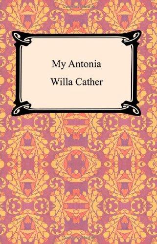 My Antonia pdf epub