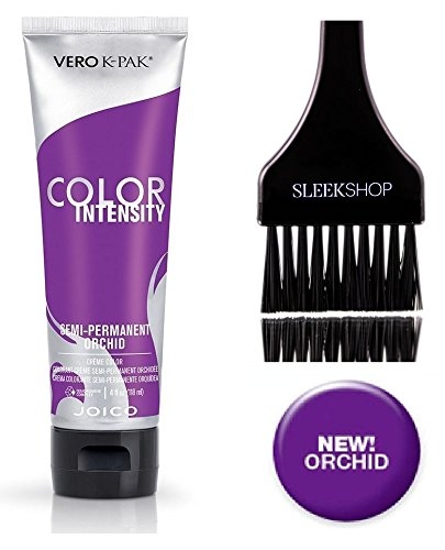 Joico Color Intensity Semi-Permanent Creme Hair Color (with Sleek Tint-Brush) (Orchid)