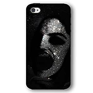Scary Screaming Face in Stary Sky For SamSung Note 3 Case Cover Armor Phone Case